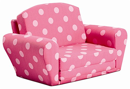 Oxygen Sleepover Kids Sofa 446405 by Kidz World