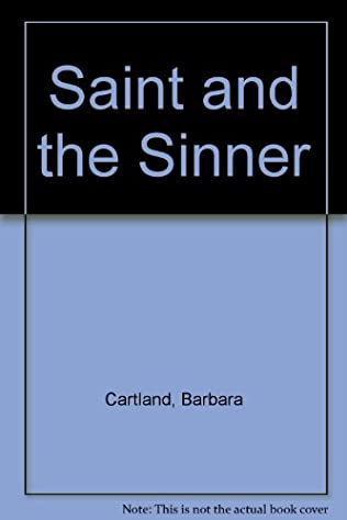 book cover of The Saint and the Sinner