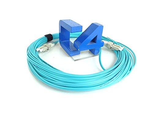 Hewlett PackardエンタープライズケーブルFC LC LC 10 m 50ミクロン、649991 – 001   B008G43CV6