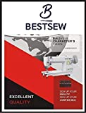 Bestsew B-8700 Lockstitch Industrial Sewing Machine