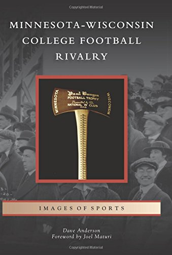 Minnesota-Wisconsin College Football Rivalry (Images of Sports)