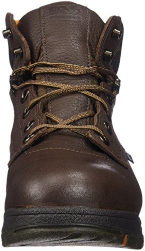 Waterproof PRO Mocha Mocha Toe Titan Dark Mens Timberland M Safety Dark Boot 26078 Work 6 10 fXgxqd