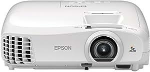 Epson EH-TW5210 - Proyector home cinema Full HD (270 W, 2.200 lúmenes), color blanco