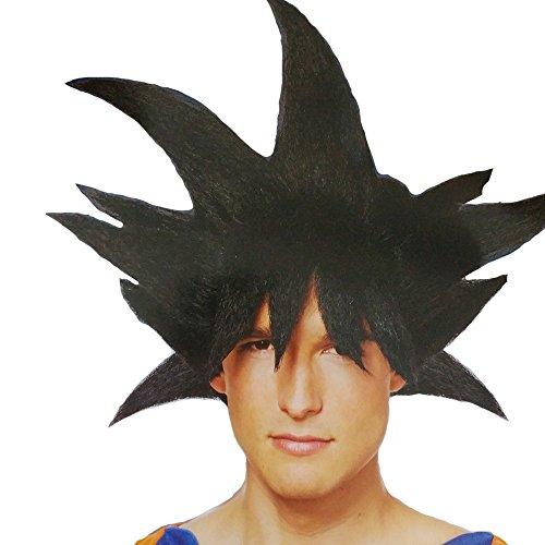 Dragon Ball Z Wigs (Dragonball Z Adult Goku Black Spike Wig)
