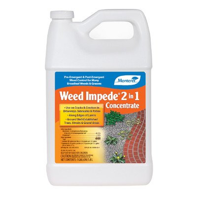 Weed Impede 2 and 1 Concentrate Size: 1 Gallon