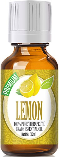 Lemon (30ml) 100% Pure, Best Therapeutic Grade Essential Oil - 30ml / 1 (oz) Ounces
