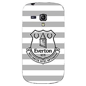 Best Design FC Football Club Everton FC Phone Case Cover For Samsung Galaxy S3mini 3D Plastic Phone Case