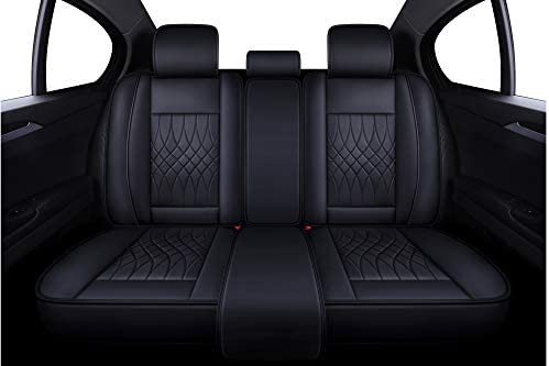 Peachy Luckyman Club Rear Seat Covers Fit Most Sedan Suv Truck Fit For Chevy Hyundai Mazda Toyota Corolla Kia Honda Nissan Rear Seat Of Black Gamerscity Chair Design For Home Gamerscityorg