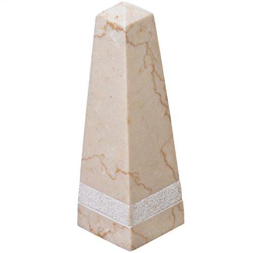 Creative Home 74703 Genuine Champagne Marble Stone 10