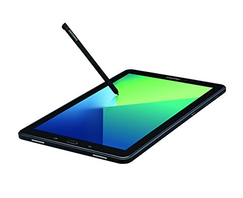 Samsung Galaxy Tab A SM-P580NZKAXAR 10.1-Inch 16 GB, Tablet with S Pen (Black)