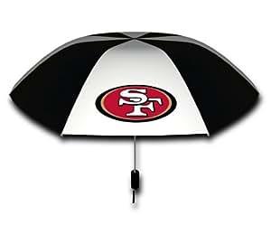 San Francisco 49ers 42-Inch Folding Umbrella