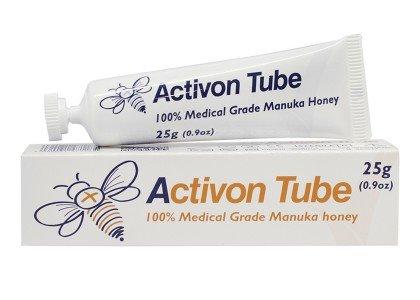 Activon Manuka Honey, Tube, 9 oz, 12/bx by ActivOn