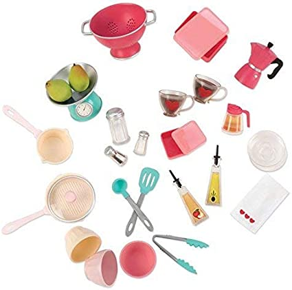 Our Generation Pegged Accessory Movie Set