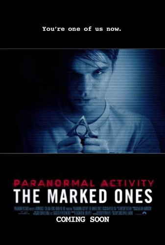 Paranormal Activity: The Marked Ones Poster ( 11 x 17 - 28cm x 44cm ) (Style B) (2014) by Decorative Wall Poster