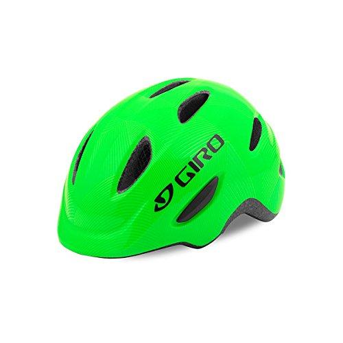 Child Bike (Giro Scamp Bike Helmet - Kid's Green Small)