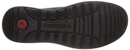Stringate Uomo ECCO Nero Howell Scarpe 1001 Basse Derby black wPw1RqE