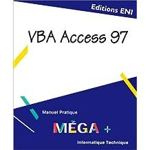 VBA Access 97