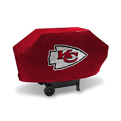 (Rico Industries NFL Kansas City Chiefs Vinyl Padded Deluxe Grill)