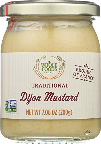 Whole Foods Market Traditional Dijon Mustard, 7.06 oz