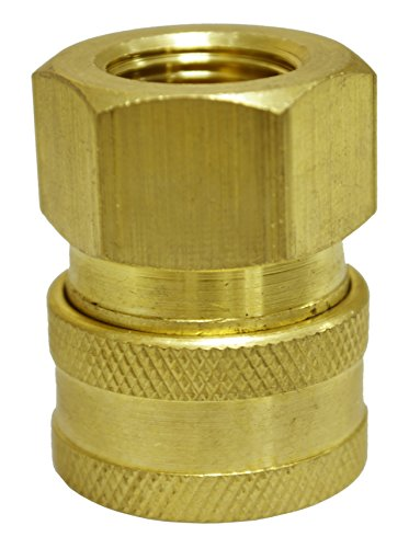 K-T Industries 6-7071 Quick Coupler 3/8 Female Npt 4200 Psi by K-T Industries