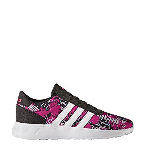 35 Lite Mädchen schwarz mehrfarbig EU K Racer Adidas Sneaker EqWXgFwEO