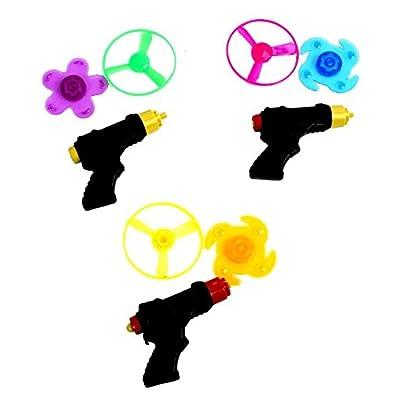 Hélice + Toupie + Pistolet