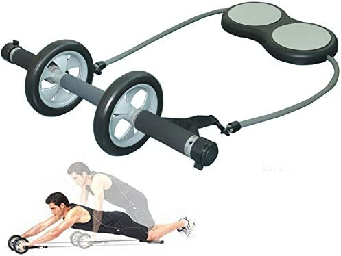 Primary Abdominal Exercise Wheel with Supporting Knee Pad ab workout ab roller