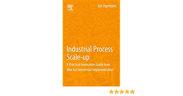 Industrial Process Scale-up. A Practical Guide from Idea to Commercial Implementation