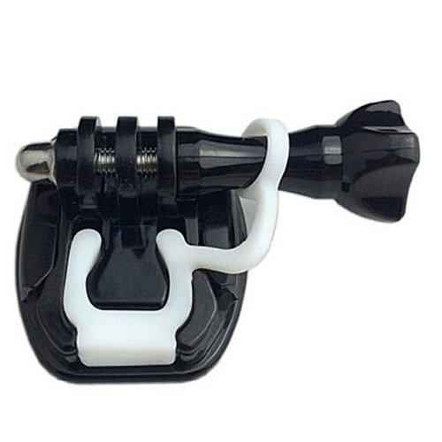 3 2 4K60 Black Silver White Session 2018 Hebilla MadridGadgetStore/® Tap/ón de Bloqueo Antivibraci/ón Goma Rubber Locking Plug para C/ámara Deportiva Go Pro GoPro Hero7 Hero6 Hero5 Hero 7 6 5 4 3