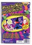 Pin The Nose On The Witch Game