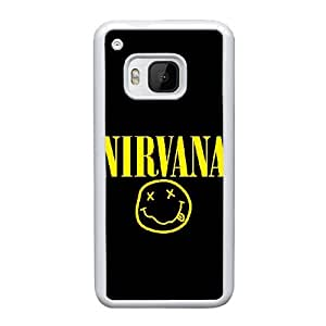 Nirvana Band For HTC One M9 Custom Cell Phone Case Cover 96II859829