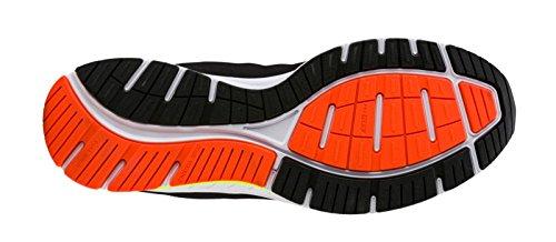 PRO TOUCH Herren Laufschuh oz 2.0, Chaussures de Running Homme Noir (Schwarz/Orange/Lime Grün 000)