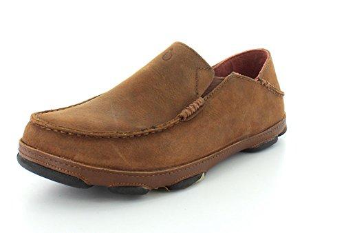 Moloa Shoe - Mens Rum / Toffee 8.5