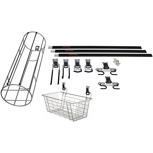 Rubbermaid FastTrack Sports and Activity Kit (14-Piece)