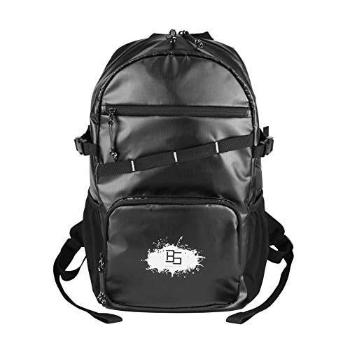 Carry-On Travel Backpack for Men and Women with USB Charging...