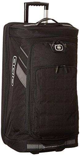 OGIO International Tarmac 30 Duffel Bag, Black/Silver