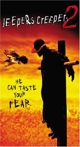 Jeepers Creepers 2 [VHS]