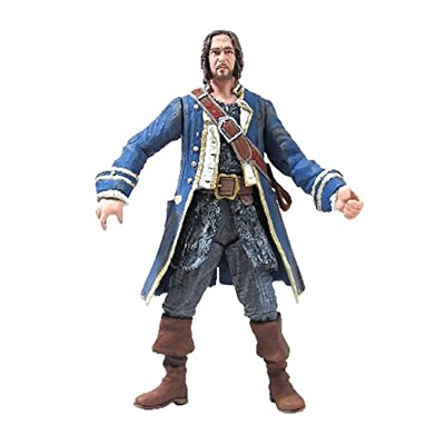 Disney Pirates Of The Caribbean Dead Mans Chest: Captain Norrington with Pistol & Broadsword: Toys & Games