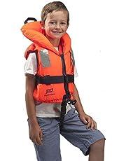 PLASTIMO Baby/barn räddningsväst Typhoon 100 N, färg orange, storlek 3–10 kg, 58614