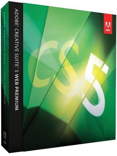 Adobe Creative Suite 5 Web Premium [Mac][OLD VERSION]