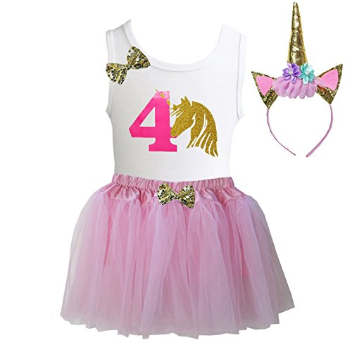4th birthday dress - 9