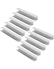 Stapling Nail, Needle Cut Corner Design Made of Durable Metal Nail Gun Staple for Oil Painting Wood Frame