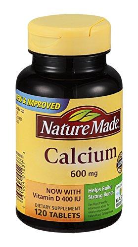 Calcium 600mg 120 CT ,