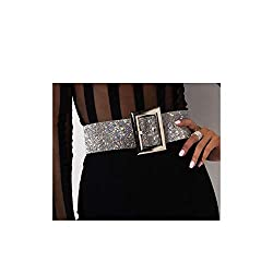 Crystal Diamonds Waist Belts For Women