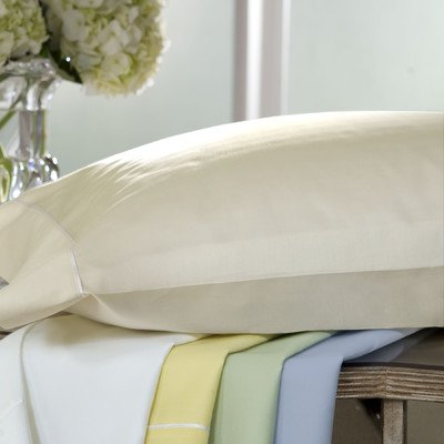 DreamFit 2-Degree 260 Thread Count Choice Natural Cotton Sheet Set, Queen, Ivory