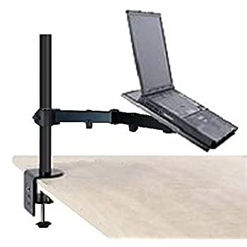 Amazon.com : Mount-It! Laptop Notebook Desk Mount Stand ...