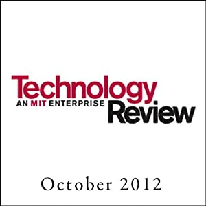 Audible Technology Review, October 2012 Periodical