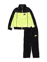 Nike Boys' 2-Piece Tracksuit - black, 4t