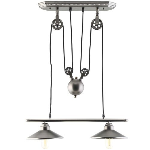 Buy Pulley Pendant Light in US - 6