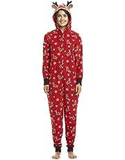 Fascigirl Elk Print Onesie Pijamas Holiday Pijama Decor Family Christmas Pyjamas Family Jumpsuit